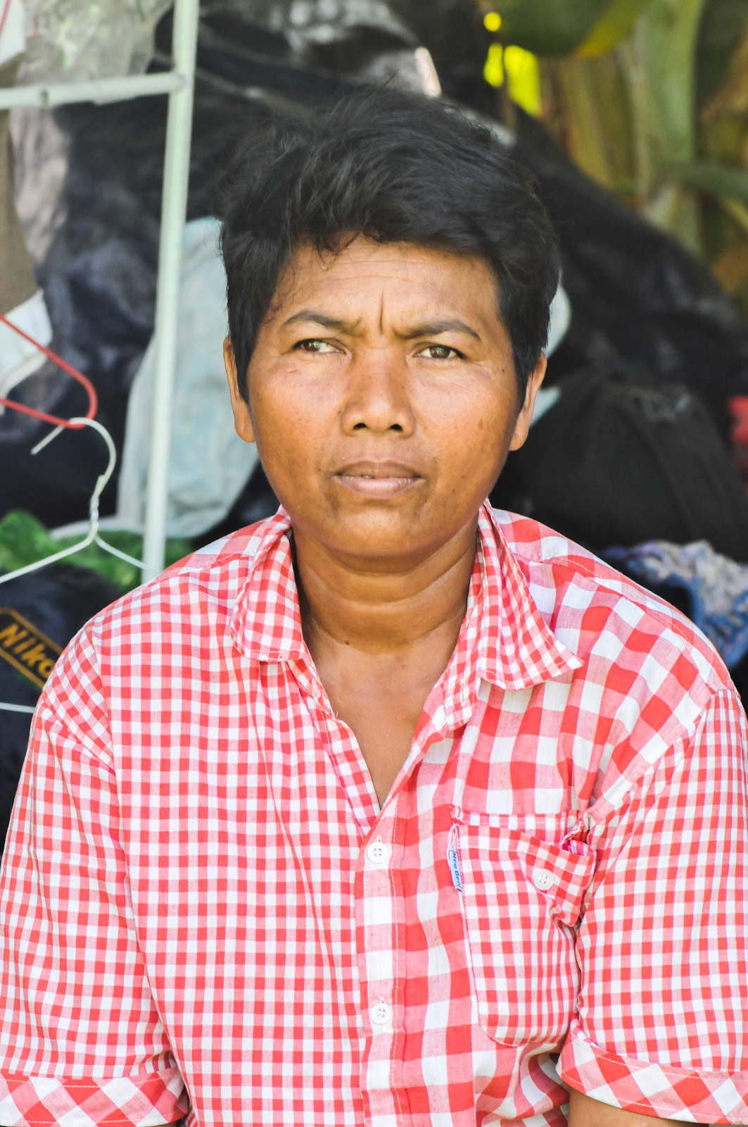 Women in Stung meanchey